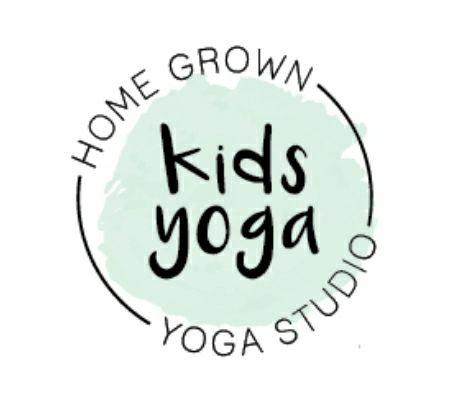 HOME GROWN kids yoga