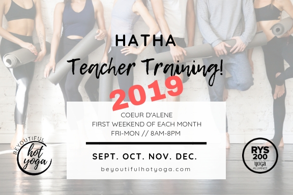 Teacher Training Beyoutiful Hot Yoga